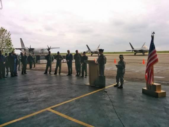 F-22 Raptor пожаловали в Румынию