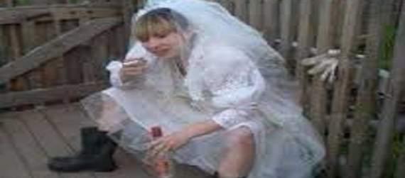 Россиянка не смогла вспомнить мужа, за которого вышла замуж пьяной