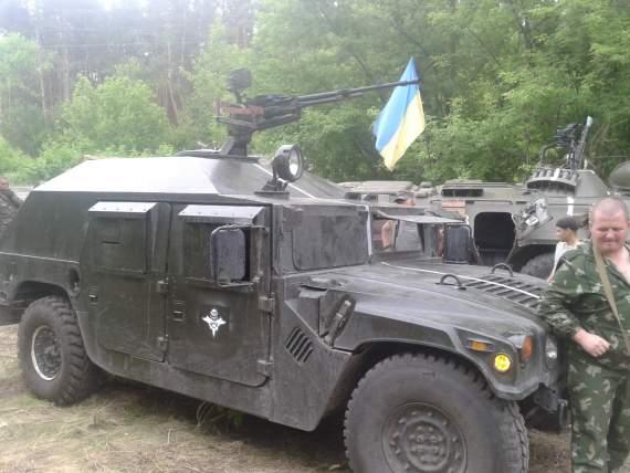 Становой хребет армии (автомобильная техника в боях на Донбассе, 2014 – 2015 гг.)