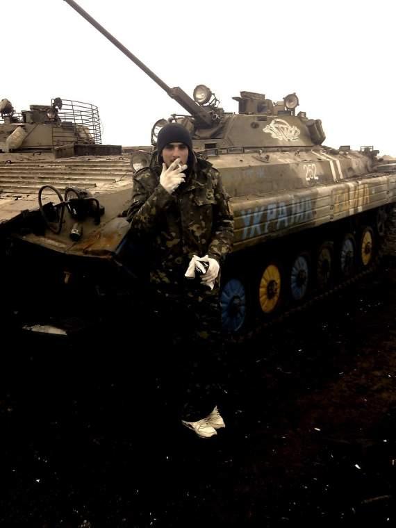 Колесницы пехоты (легкая бронетехника в боях на Донбассе)