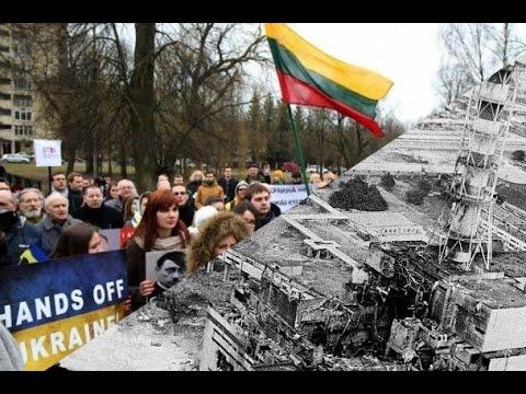Кровавый выбор Донбасса / Вильнюс протестует/ Чернобыль рассекречен! /анонс трансляции/