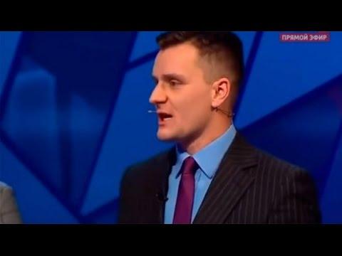 """Поляк на рашаТВ: """"чтобы каждая имперская сволочь и каждый продажный сепаратист знал"""" /видео/"""