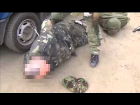 СБУ попередила перехід на бік терористів розвідгрупи ЗСУ (відео)