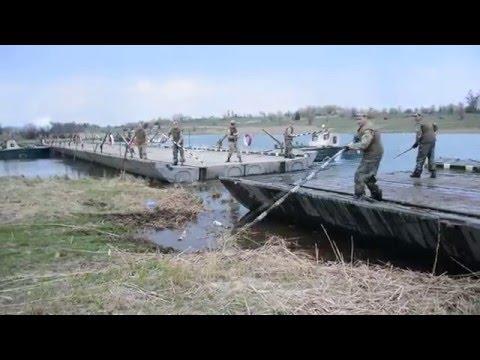 Впечатляющие маневры украинского войска под Ривно (видео)
