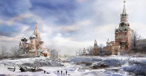Хроники гибели России