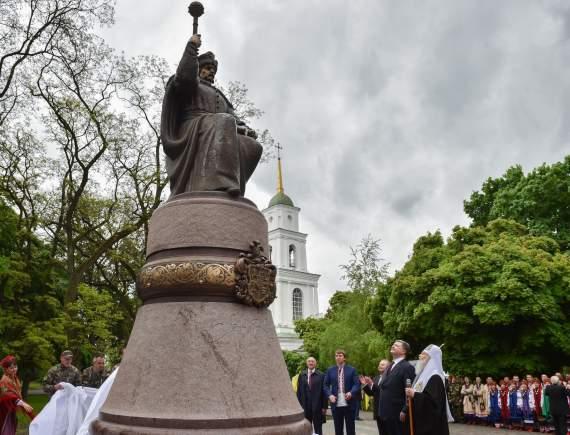 Порошенко: Мазепа – настоящий символ украинского сопротивления России