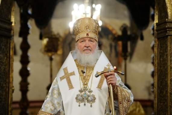 "Гундяев обьявил ""православный джихад""."