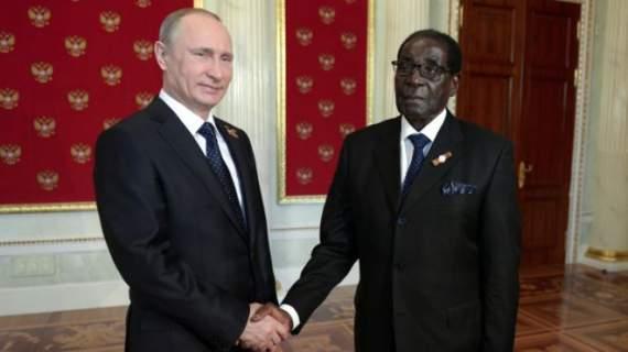 Великие державы Россия и Зимбабве будут сообща бороться с санкциями