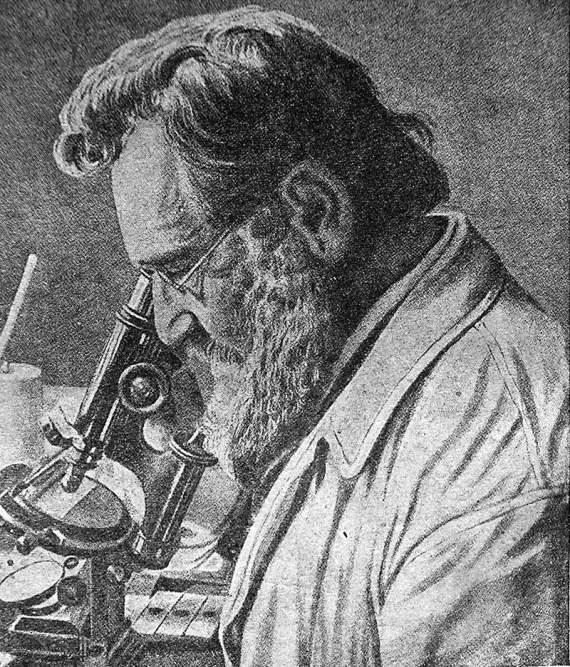 16 мая родился украинский ученый Илья Мечников