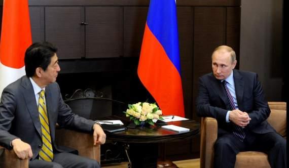 СМИ раскрыли план премьера Японии по инновационному развитию России в обмен на Курилы