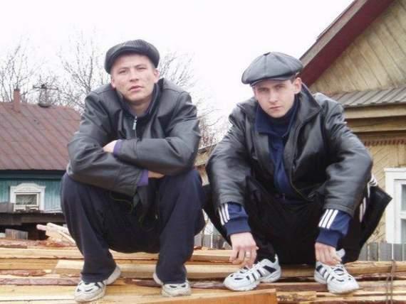 В Питере двое гопников избили и раздели ФСБшника