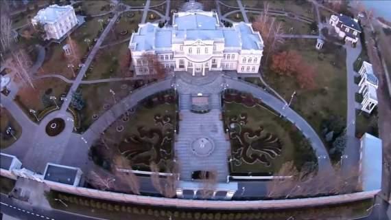 Залп с вертолета по Конча-Заспе спровоцировали системы слежения усадьбы Порошенко