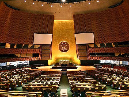 Россия заблокировала в СБ ООН украинский проект заявления об ударах по беженцам в Сирии