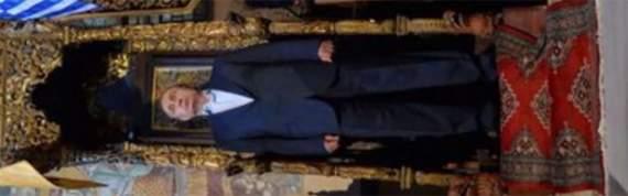Путин посетил Афон. Янукович вот за 4 месяца до Ростова тоже Афон посещал.