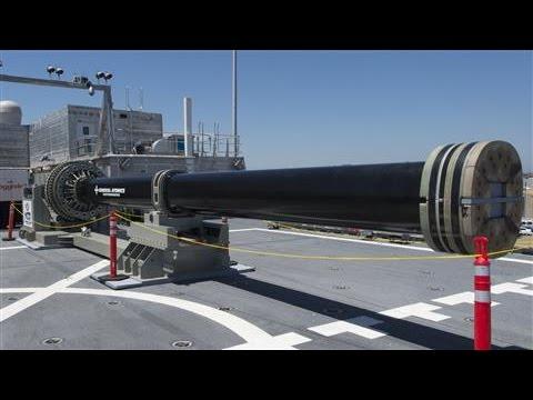США продемонстрировали новое оружие для сдерживания РФ /Видео/