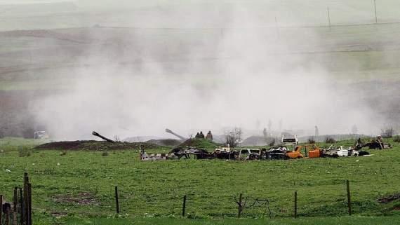 Россия вывезла 300 боевиков «ДНР» в Нагорный Карабах