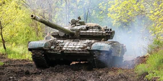 Минобороны Украины: боевики подняли бунт на Донбассе (ВИДЕО)