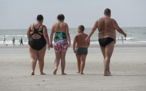 Россияне догнали американцев по уровню ожирения