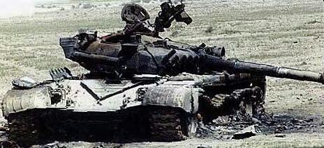 Сюрприз спрацював красиво: Українські бійці знищили танк окупантів разом з екіпажем – снайпер АТО