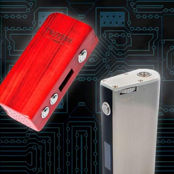 Интернет-магазин «Розетка» представил обновленный ассортимент батарейных модов для вейпинга