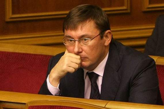 Луценко вызвал Поклонскую и Аксенова на допрос (ВИДЕО)