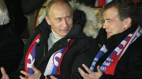Путин высмеял украинских футболистов и сравнил их с военными ВСУ (ВИДЕО)