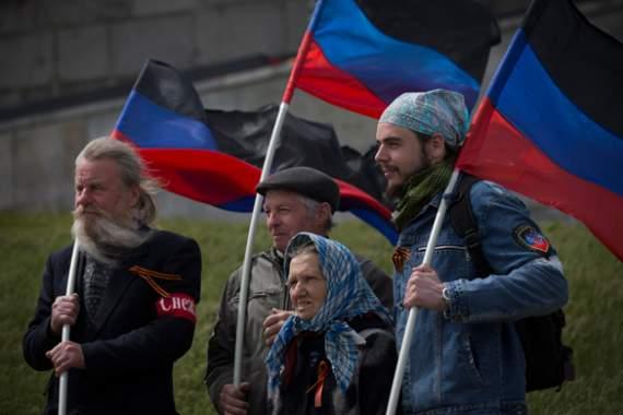 «Армию ДНР» подняли по тревоге на всеобщую мобилизацию (ВИДЕО)