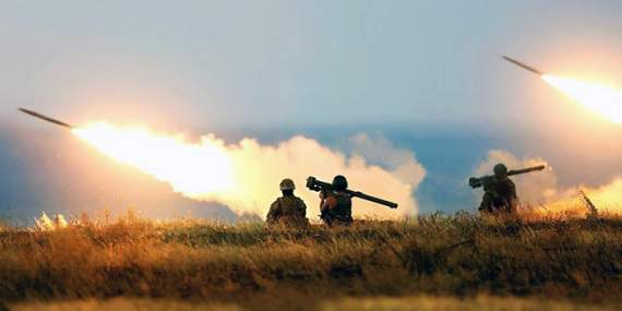 Ситуация выходит из-под контроля: силы АТО понесли большие потери на передовой