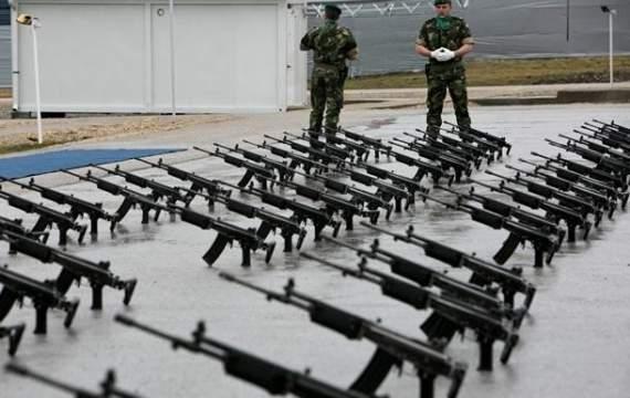 Литва разрешила людям свободно покупать оружие для защиты от агрессии РФ