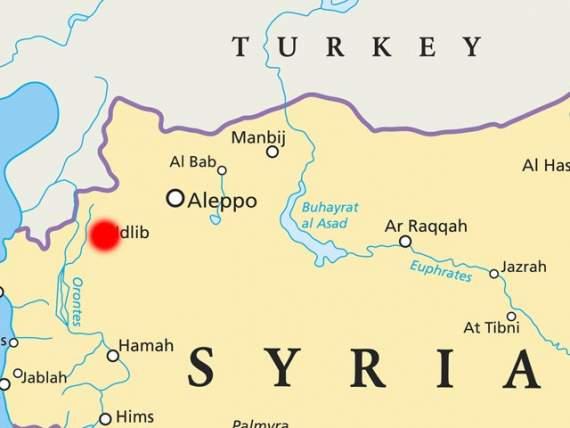 Россия снова разбомбила Идлиб, десятки убитых гражданских