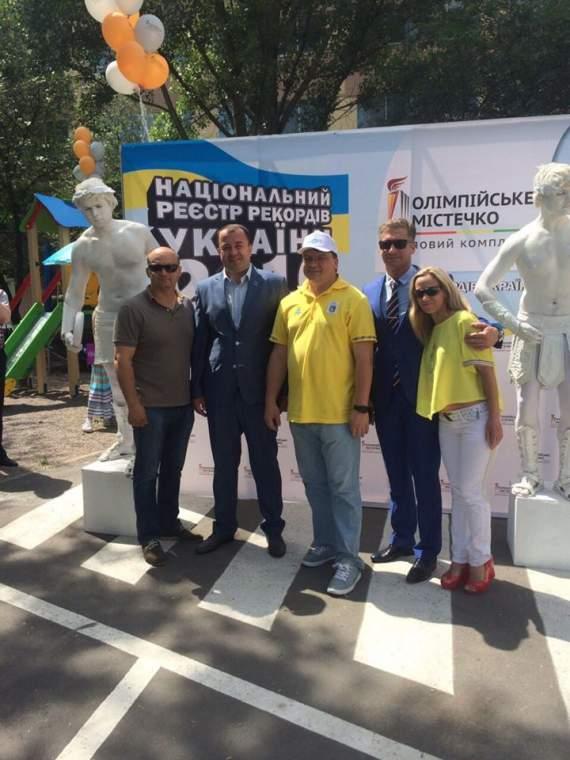 В Киеве открыли вторую очередь ЖК «Олимпийский городок»