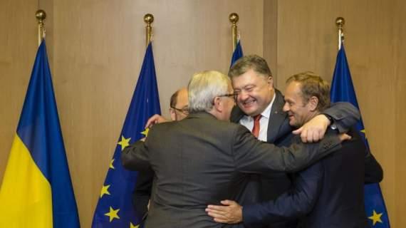 Украина выполнила обязательства для безвиза – Порошенко