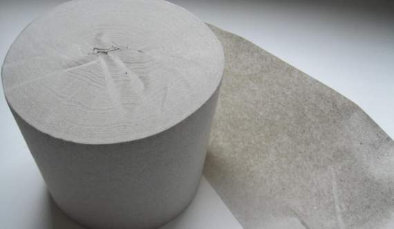 Под Одессой сгорело 6 тонн туалетной бумаги (ФОТО)