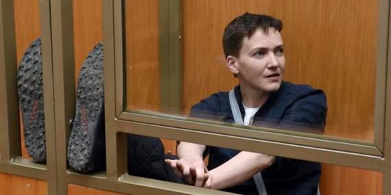 «Миротворец» нашел письма Савченко к властям «ДНР» (ВИДЕО)