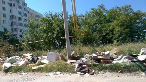 Крым — мусорный рай (фотоподборка по городам оккупированного Крыма)