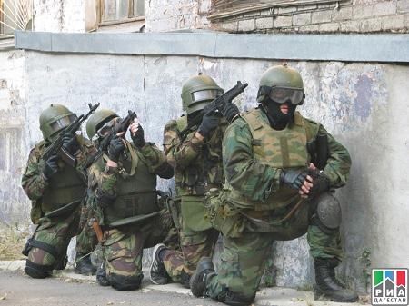 Сводка противостояния на Кавказе (11 — 17 июля)