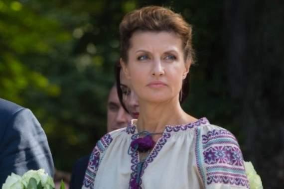 Вдовы прогнали Марину Порошенко из встречи во Львове (ВИДЕО)