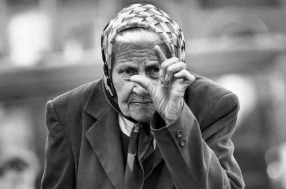 """Очередной шедевр российских СМИ из разряда распятых мальчиков: """"пенсионеров Донбасса заставляют вступать в ряды украинской армии"""""""