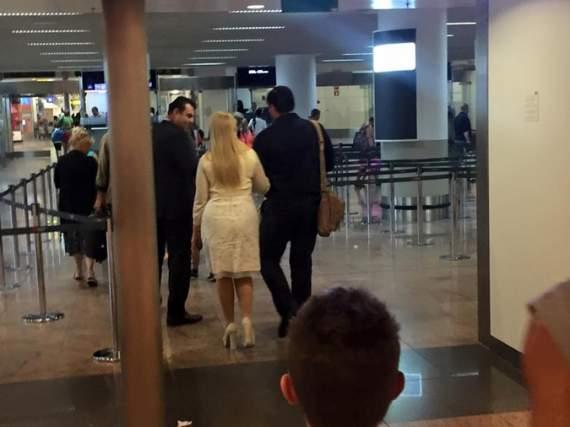 """Тимошенко улетела с новым хахалем в Европу. """"На лабутенах нах"""" /Фото/"""