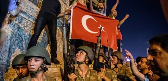 Появились доказательства причастности Кремля к путчу в Турции