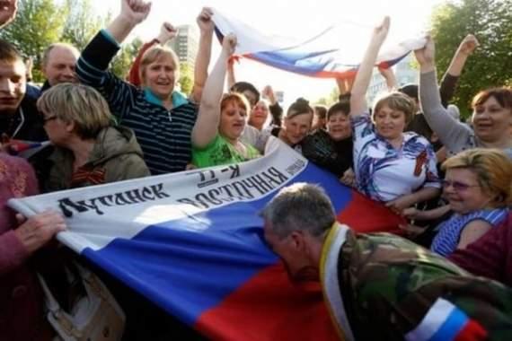 Луганская вата жалуется Путину на… ЛНР