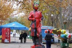 В Севастополе снова надругались над Володькой Ульяновым