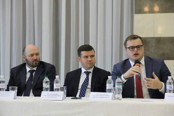 Укргаздобыча: за круглым столом обсудили перспективы производства нефтепродуктов