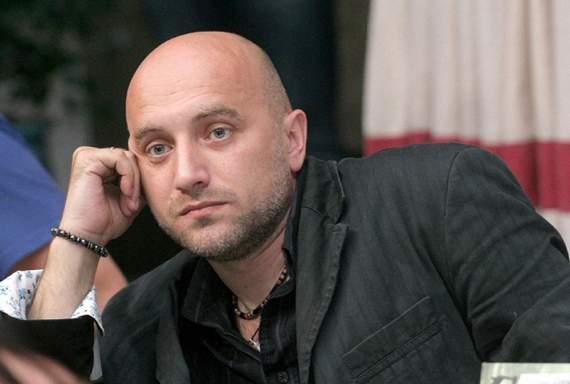 """Захар Прилепин: """"Наши потуги смешат украинцев, они почувствовали, что могут победить"""""""