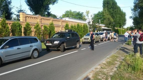Бышок: вделе основателя «Айдара» Лыхолита видна симпатия Украины кбоевикам АТО
