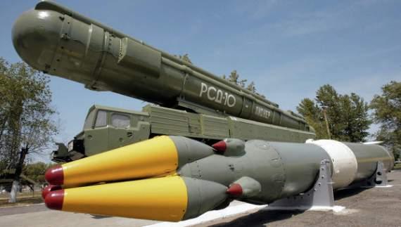 ГУР повідомили про оснащення Криму ядерною зброєю