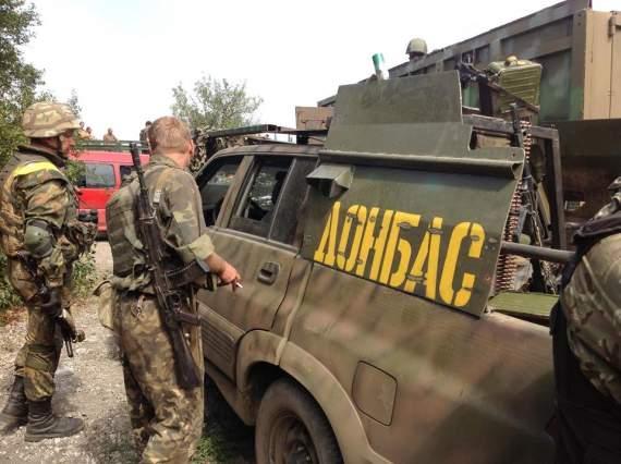 Український військовий після Іловайського полону та коми перейшов на українську