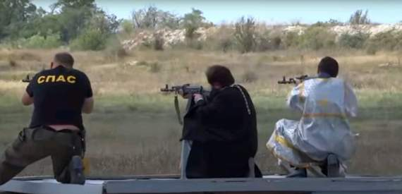 Православный ИГИЛ готовится к джихаду