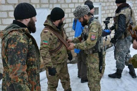 Чеченец рассказал о том, как кадыровцев посылают на убой в Новороссию.