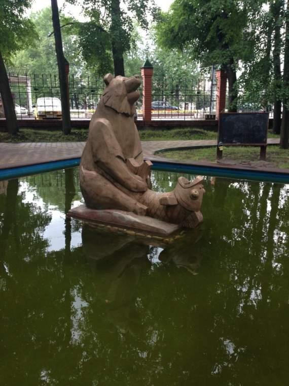 """После памятника """"вежливому человеку, ебу…ему кота"""" я уже ничему не удивляюсь. Но это…"""